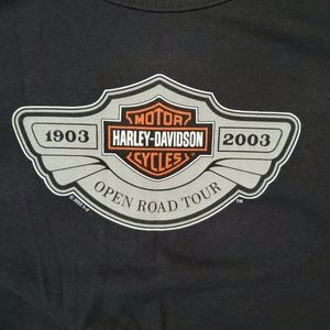 HARLEY DAVIDSON 100 YEARS TANK TOP